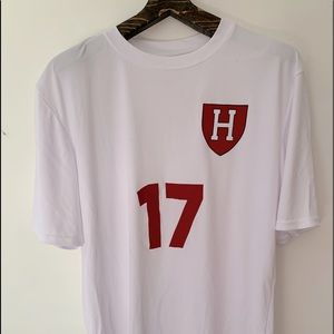 Harvard Hockey Game Giveaway T-Shirt